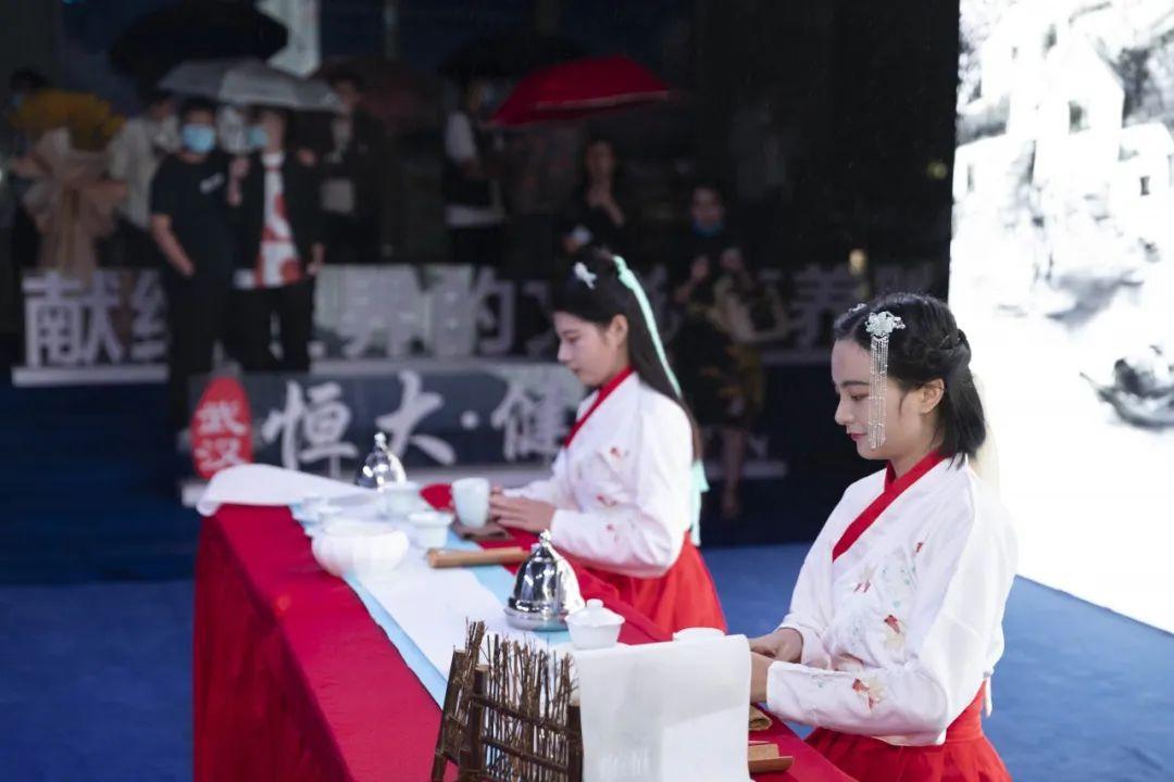 茶艺助力世旅文化大赛,与君共赴美丽盛宴